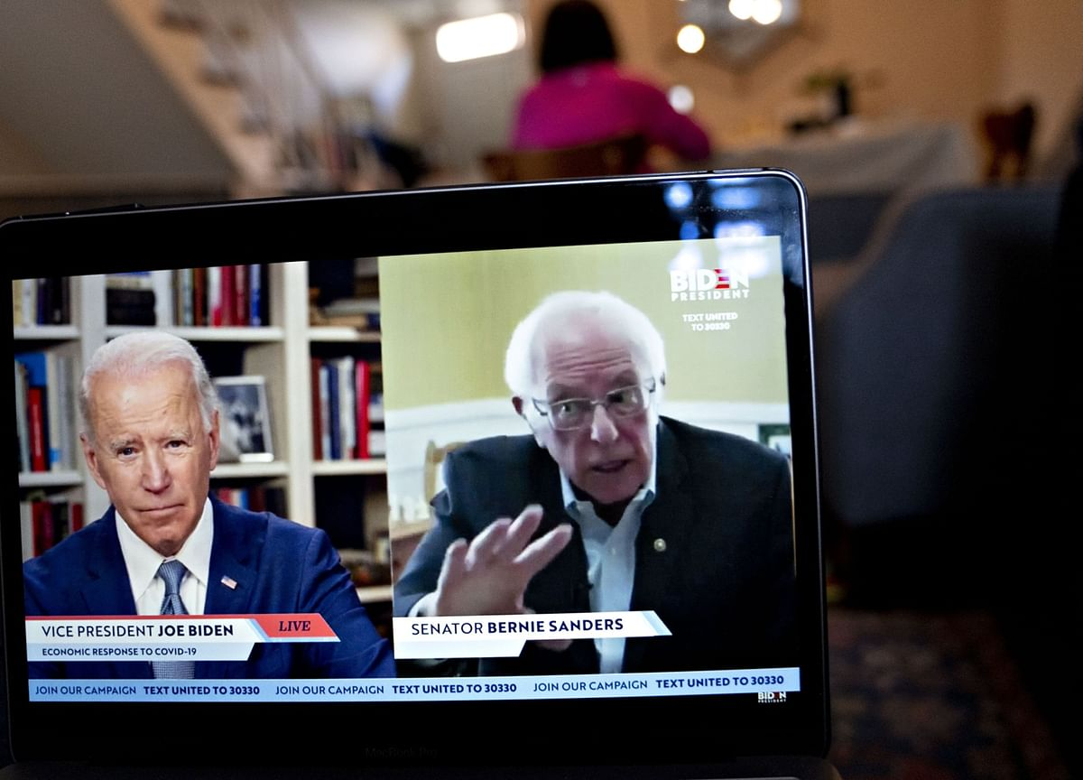 Biden Reaps Trio of Big-Name Backers Just When He Needs Bump