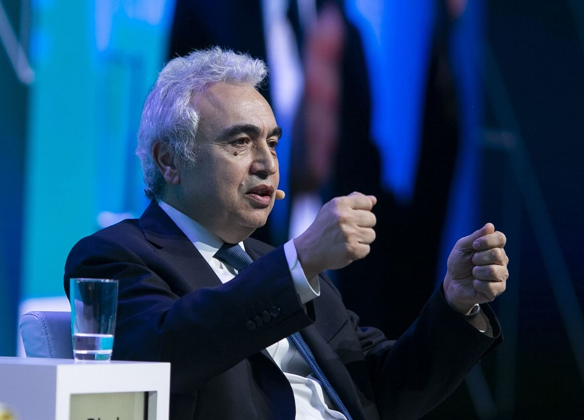 See Further Downward Pressure On Oil Prices This Month:  IEA's Fatih Birol