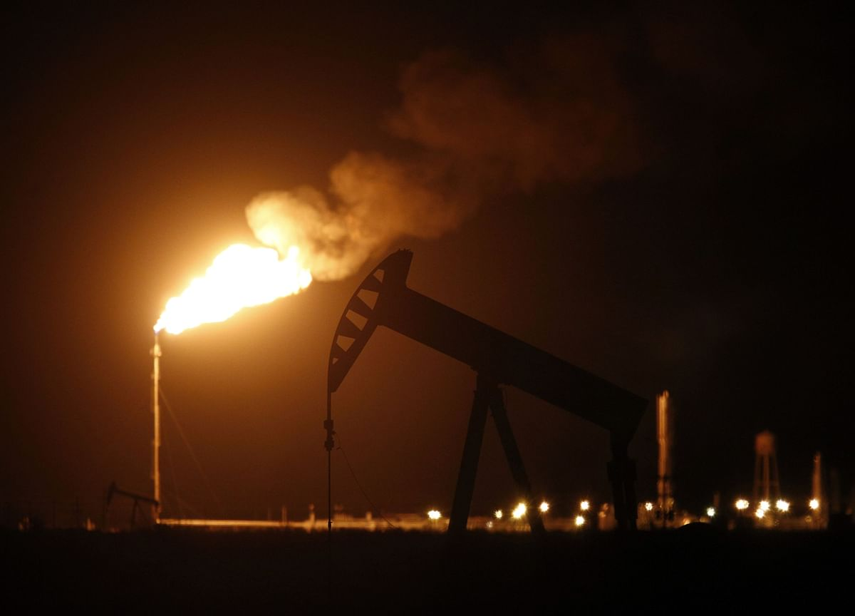Crude's Monster Meltdown in Three Charts