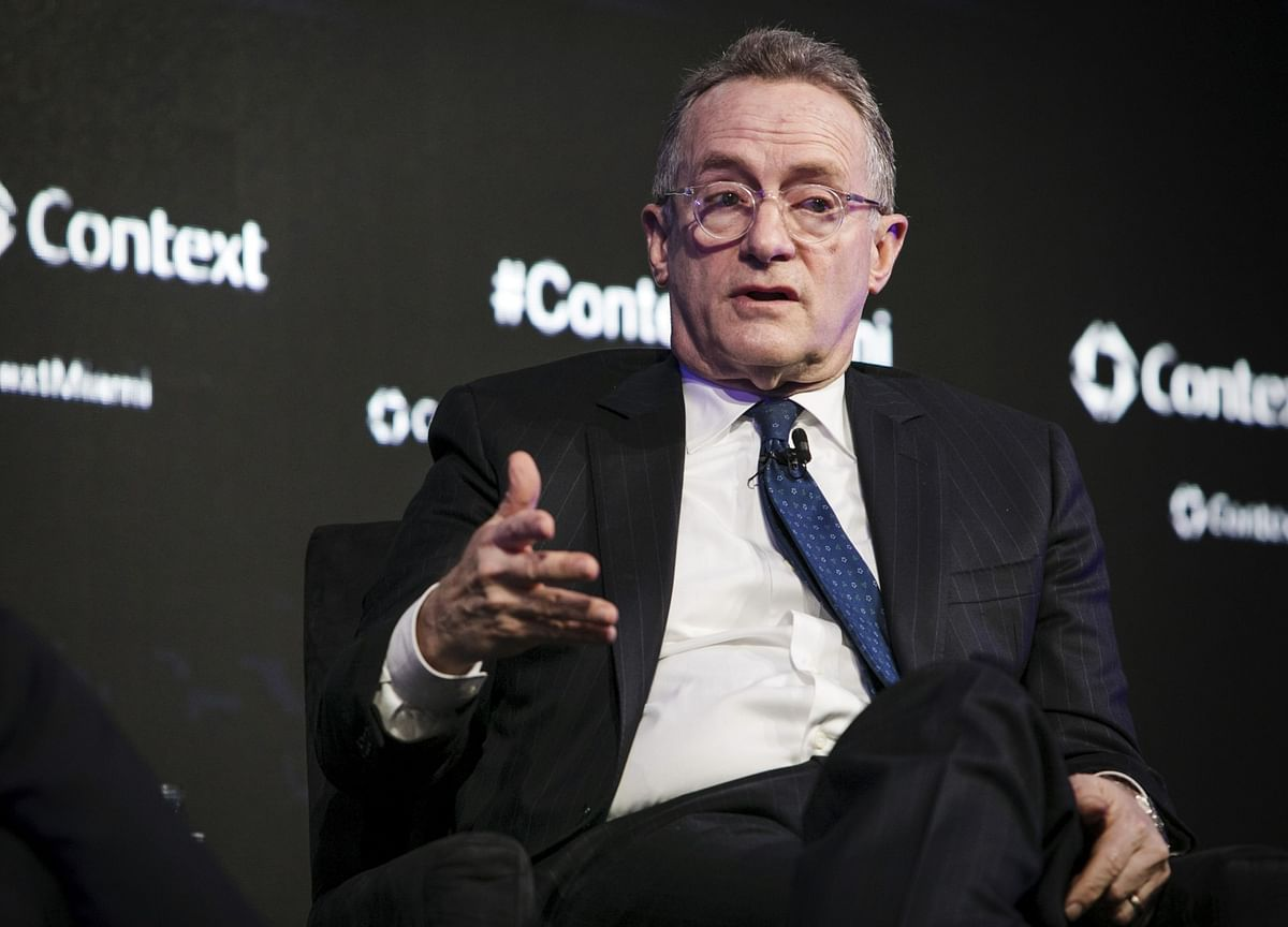 Howard Marks Pivots Back to Caution After Catching Distress Wave