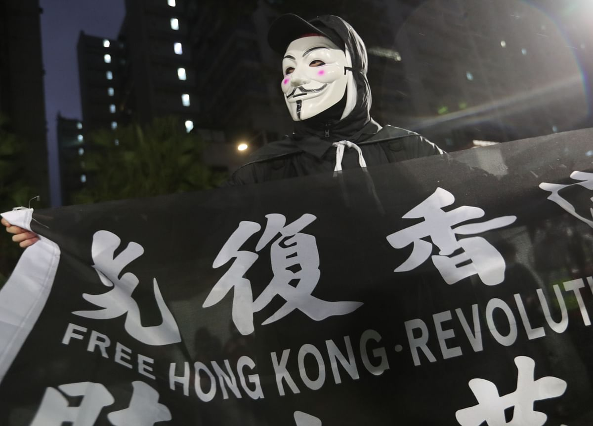China Flexes Muscles on Hong Kong, Prompting Outcry From U.S.