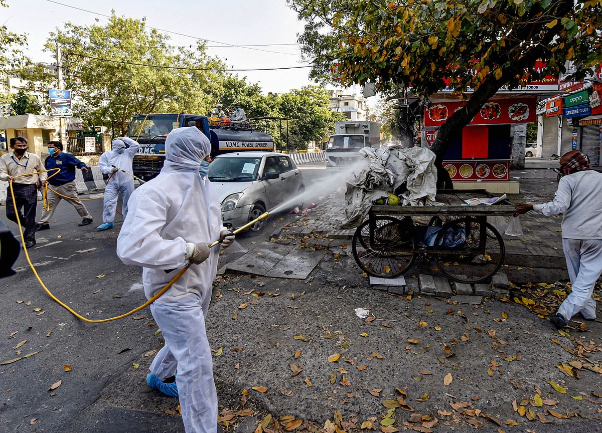 Coronavirus India Updates: Total Covid-19 Cases In India At 4,789, Death Toll At 124