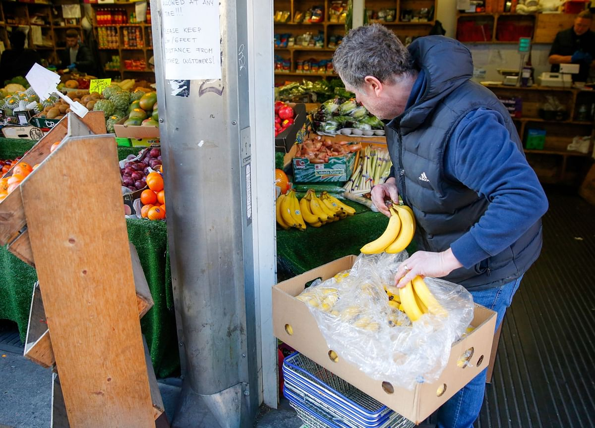 Britons Are Hunting Fruit Picker Jobs Usually Held by Immigrants