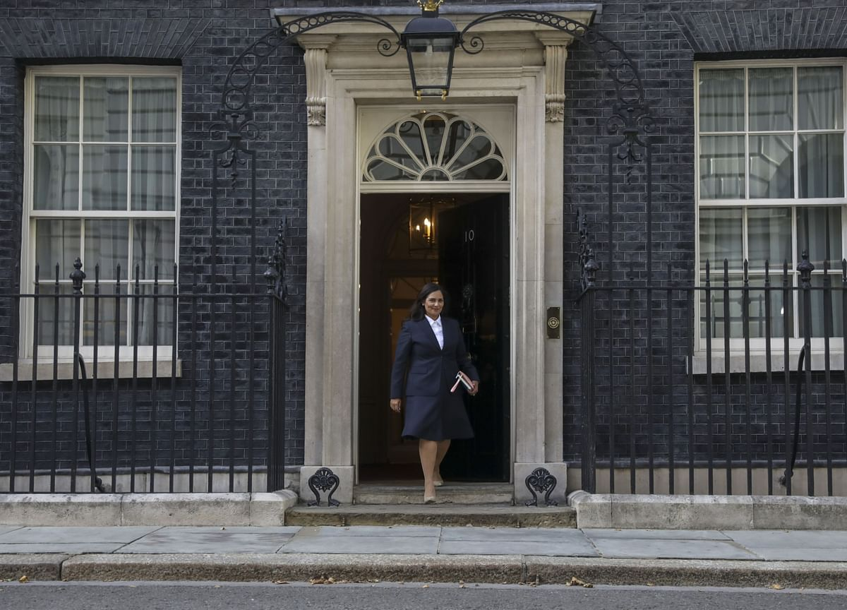 U.K.'s Priti Patel Sued Over Bullying Claims by Home Office Head