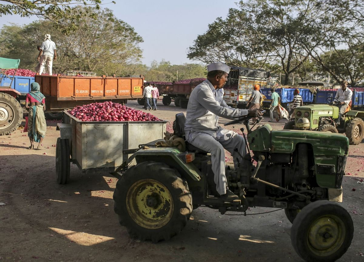 High Food Prices May Soften With Good Kharif Harvest, Says Finance Ministry