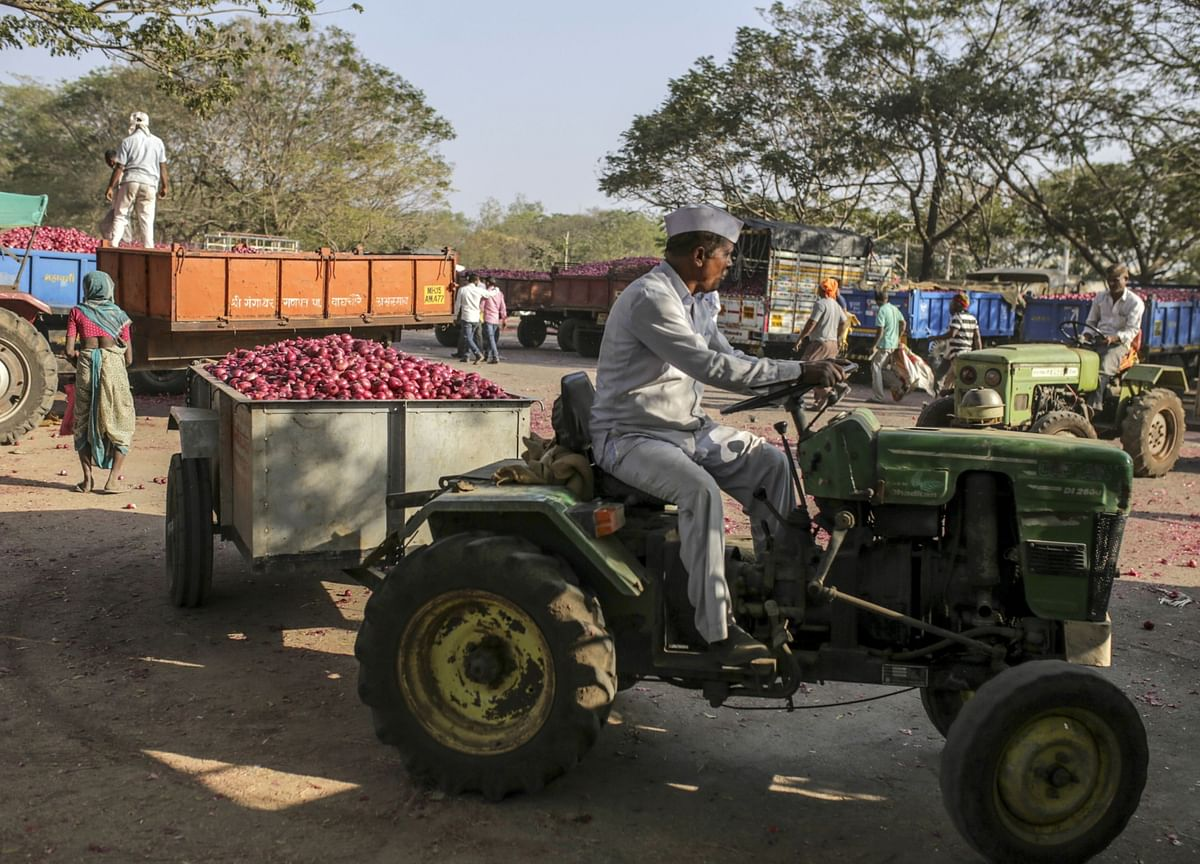 Farm Arrivals Plunge Despite Efforts To Keep Agricultural Supply Chains Moving