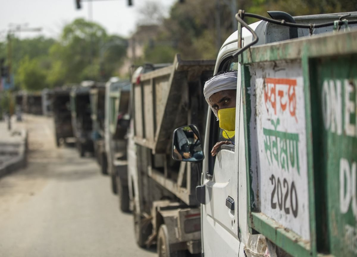 KKRWeighs Indian Waste Collection Firm Stake Sale