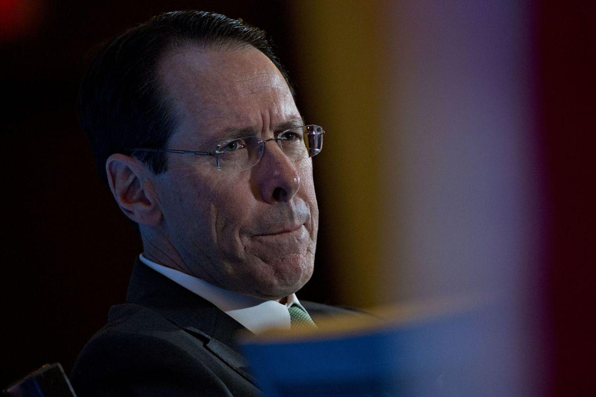 AT&T CEO Randall Stephenson Retires, Elevating John Stankey