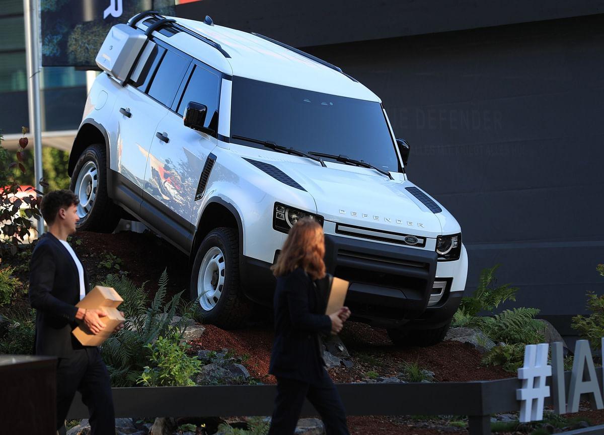 Jaguar Land Rover Sales Dip 12% In FY20 As Coronavirus Takes A Toll In Q4
