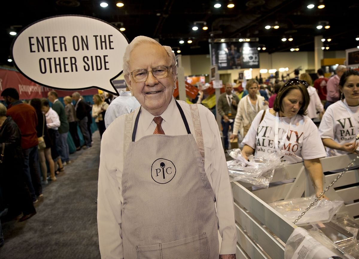 Warren Buffett's 'Fortress' Is Breached by Coronavirus-Related Shutdowns