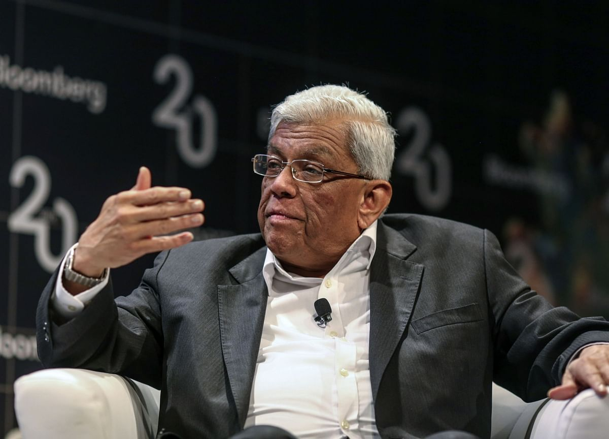 Deepak Parekh Says RBI Should Expand Bond Buying
