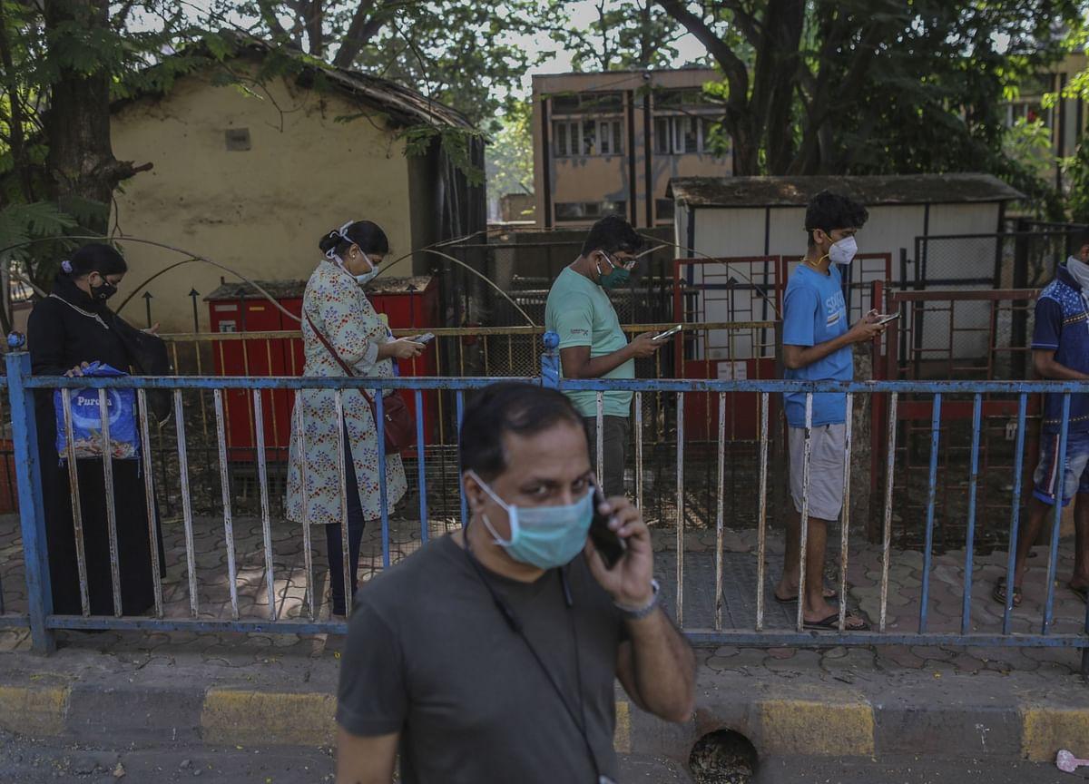 Coronavirus India Updates: Over 93,000 New Cases, Active Caseload Near 7 Lakh