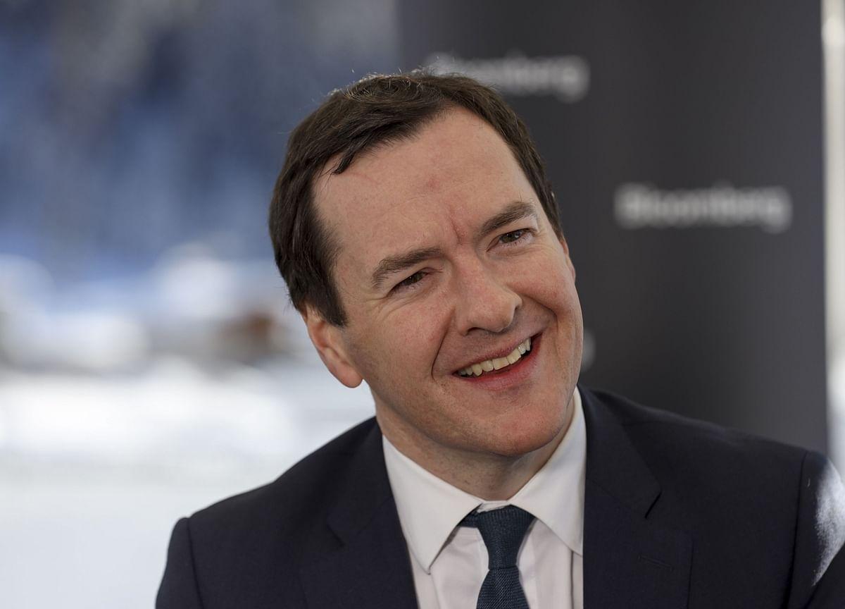 George Osborne, Architect of U.K. Austerity, Says New Cuts Needed Post-Crisis