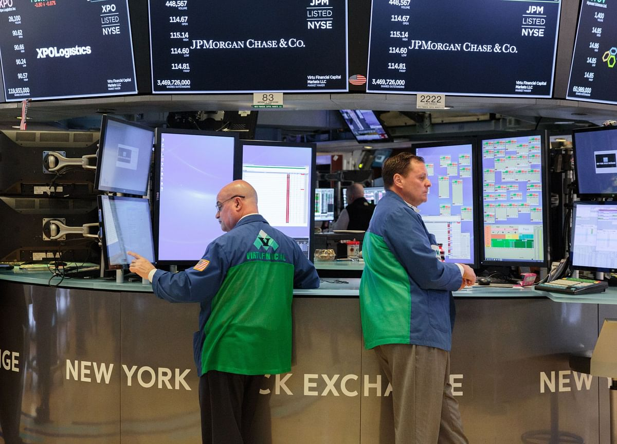 U.S. Stocks Weather Late Swoon to Finish Higher: Markets Wrap