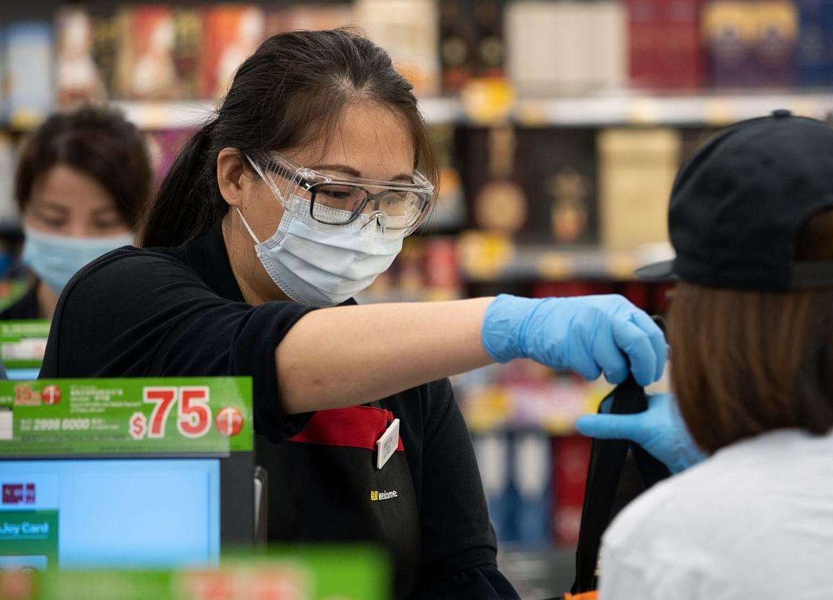 Hong Kong's the Canary in the Coronavirus Economy