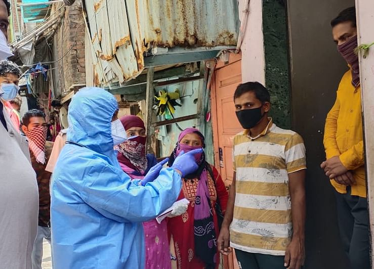 Dharavi Records 30 New Cases, Total At 168, Including 11 Deaths