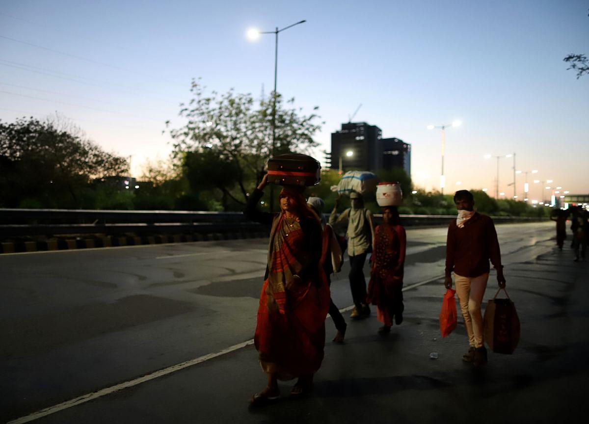India's Grim Coronavirus Exodus Has Some Ugly Echoes