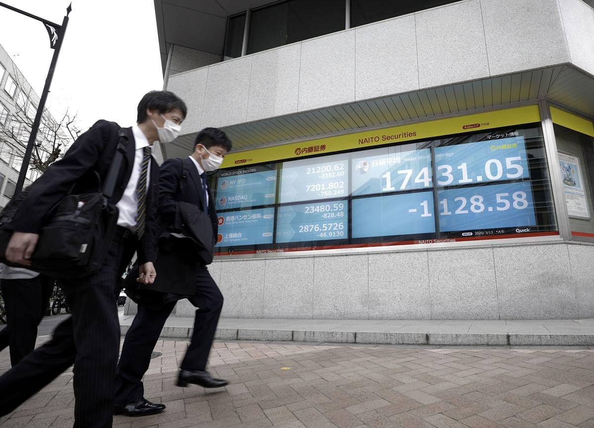 U.S. Stocks Power Higher on Economy Optimism: Markets Wrap