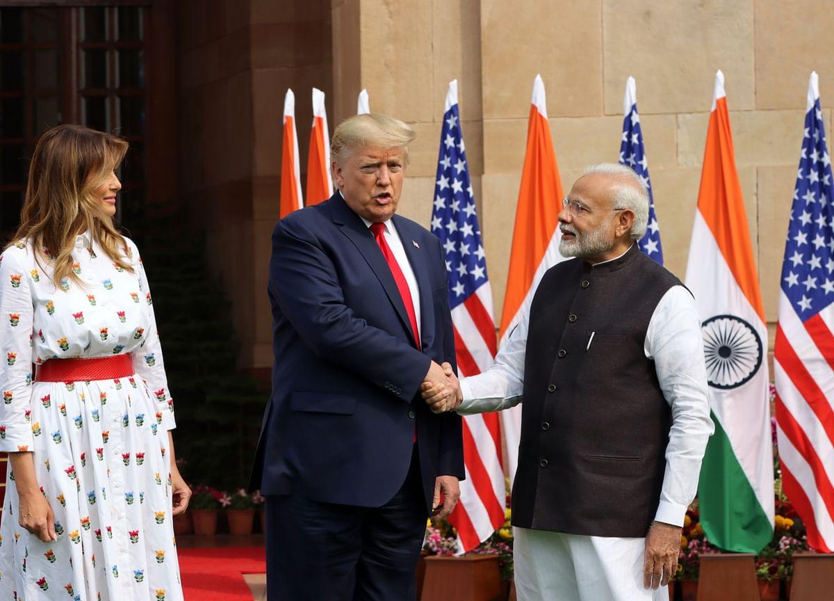 PM Modi Terrific, 'Will Not Be Forgotten': Trump