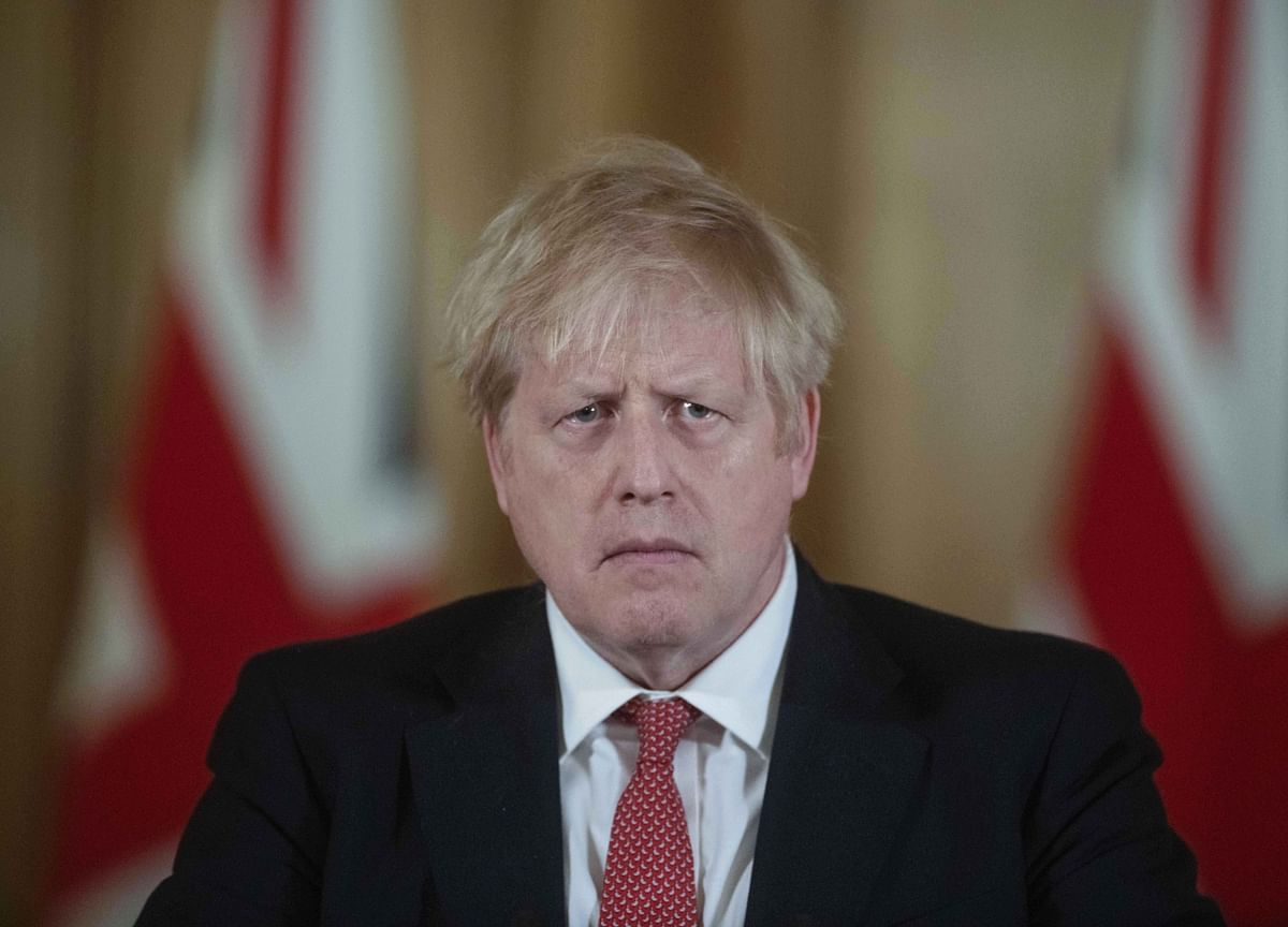 Boris Johnson Returns to Work as Business Demands Lockdown Clarity