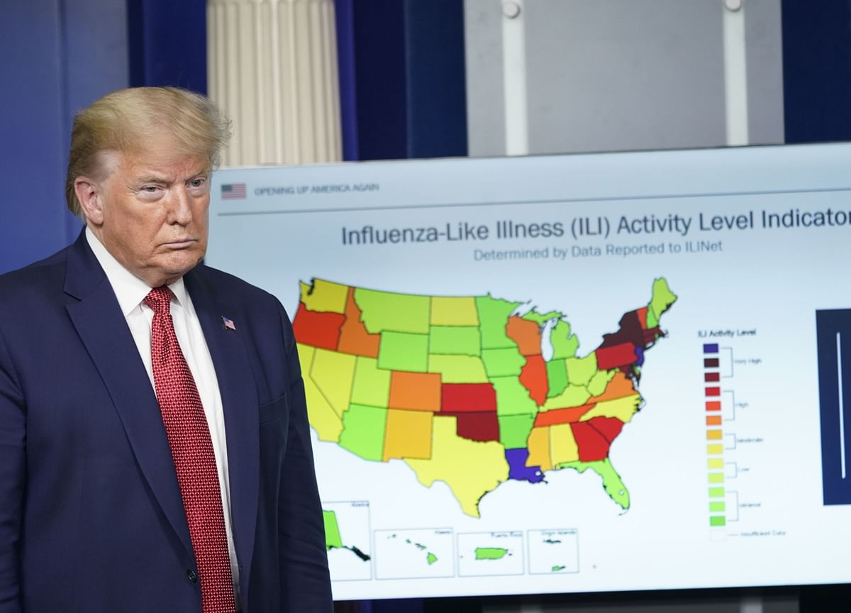 Trump's Guidelines May Have Some States Reopening in a Month