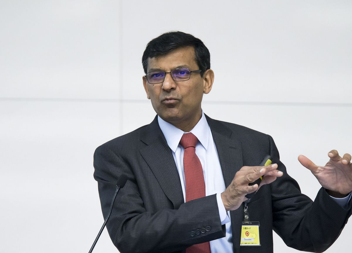 Monetisation Neither A Game Changer Nor A Catastrophe, Says Raghuram Rajan