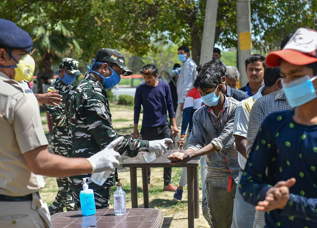 135 Troops From Single CRPF Battalion In Delhi Test Positive; More Results Awaited