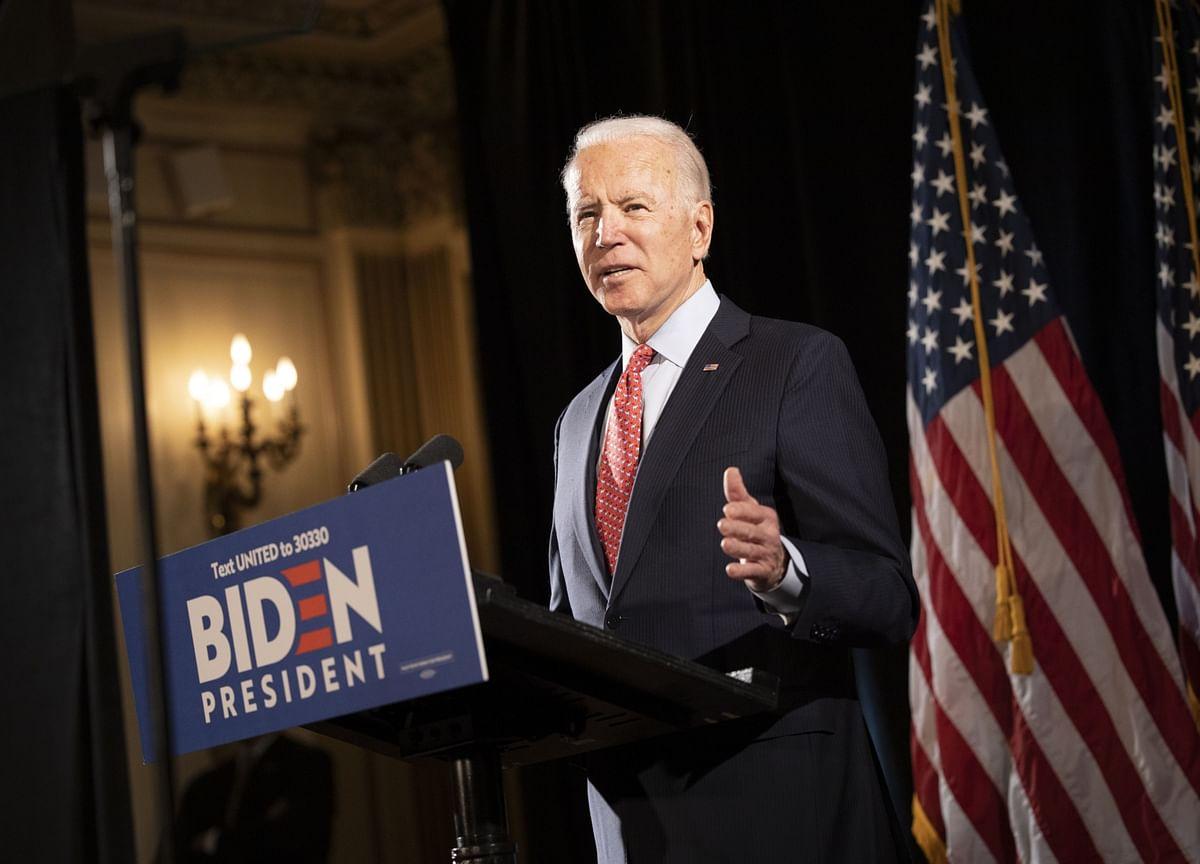 Biden Assails Stimulus, Calls U.S. Corporations 'Greedy as Hell'