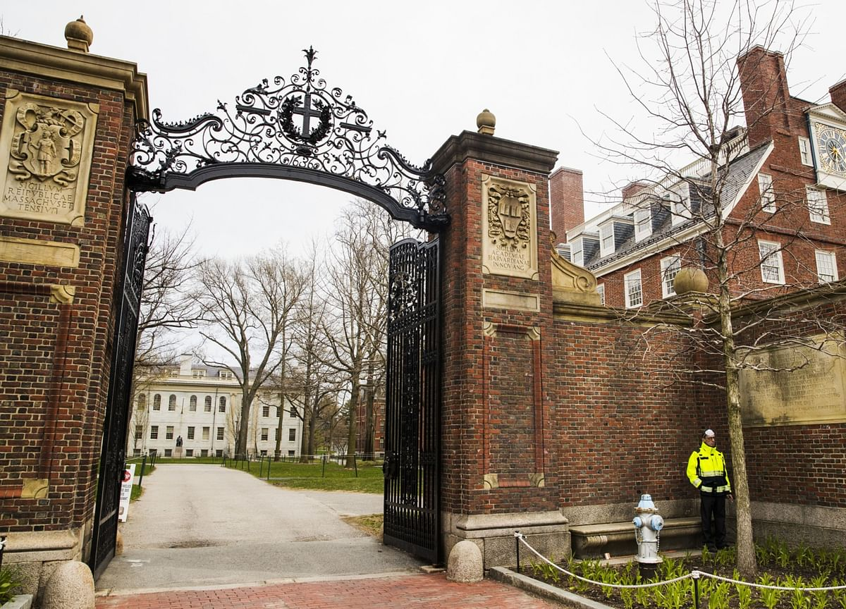 Harvard University Says It Won't Take Federal Stimulus Money