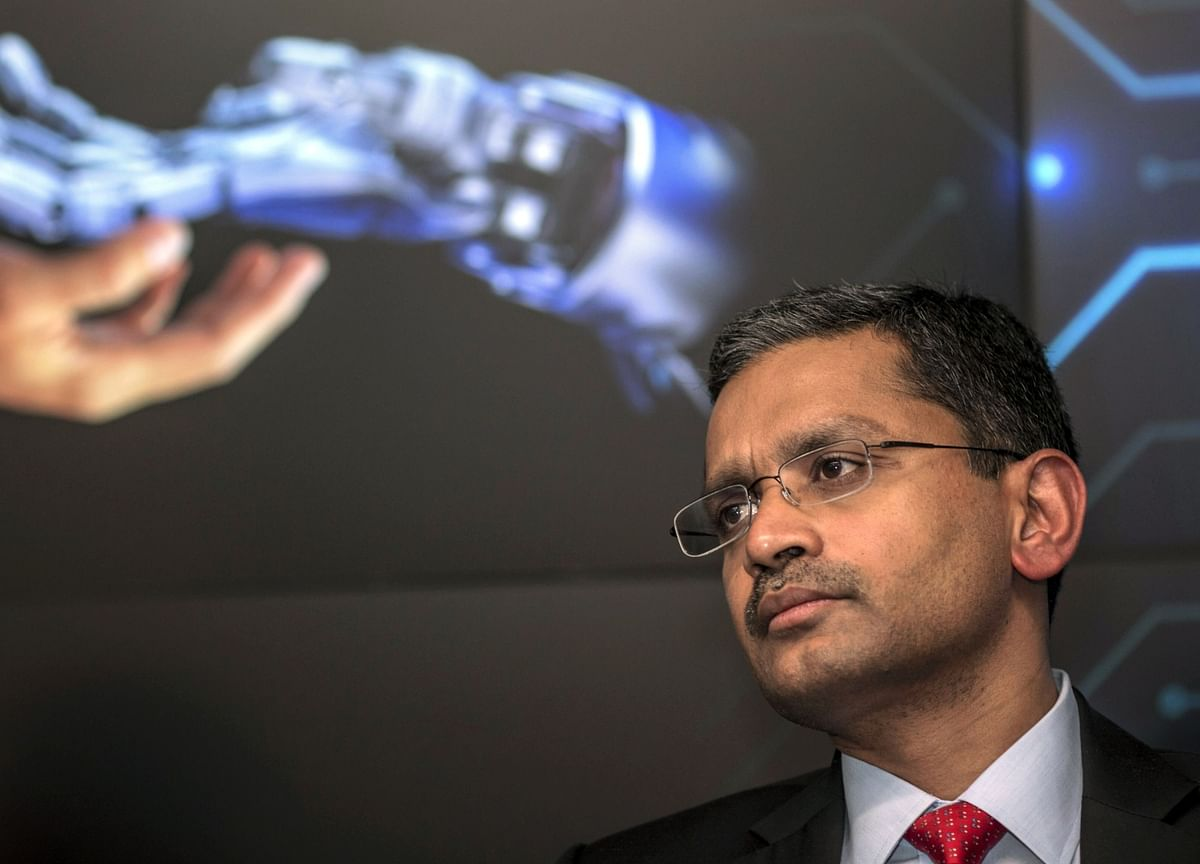 People Consider Us Conservative But History Shows Otherwise: TCS CEO Rajesh Gopinathan