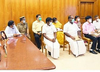 Covid-19: Tamil Nadu Chief Minister Palaniswami Pitches For Central Support