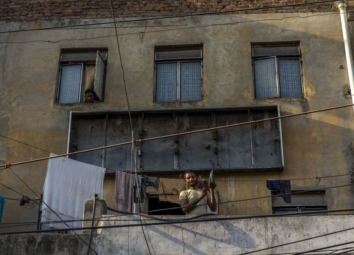 What It Looks Like When 1.3 Billion People Stay Home