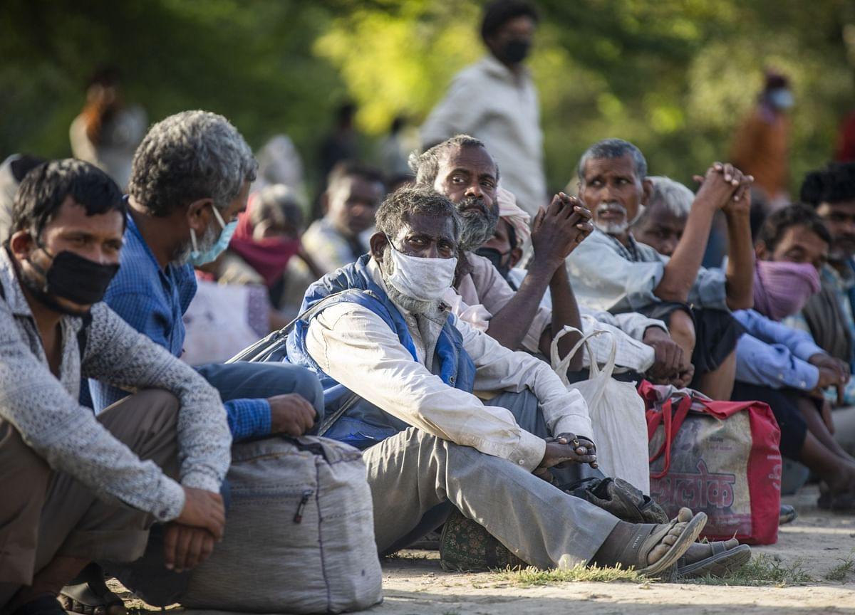 Stranded Labourers To Be Allowed To Move Within State During Lockdown With Conditions