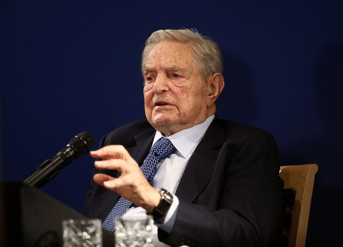 George Soros Went Against the Flow as Fast Money Ditched Credit ETF