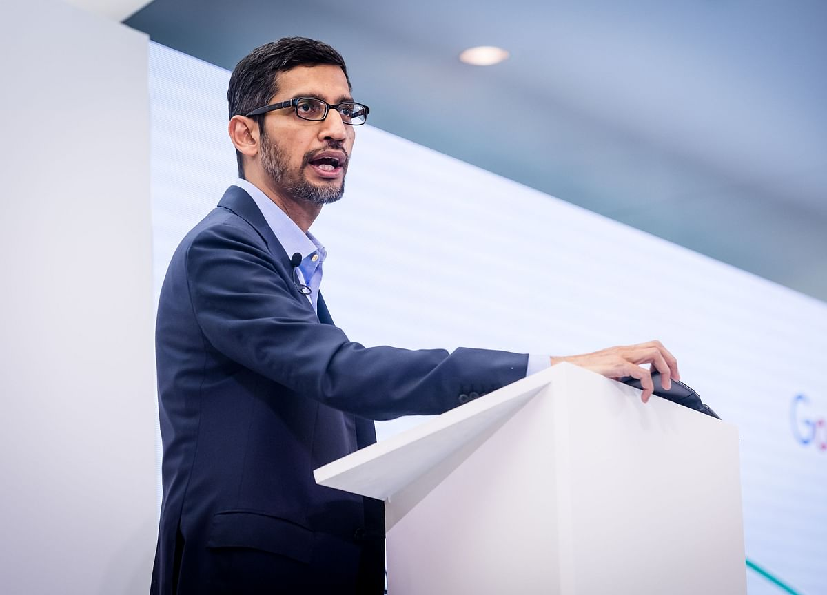 Google to Slow Hiring for Rest of 2020, CEO Tells Staff