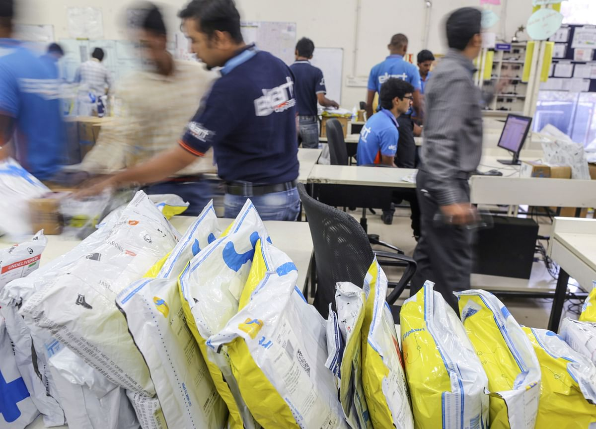 Walmart Says Flipkart's Gross Sales Exceed Pre-Covid Level