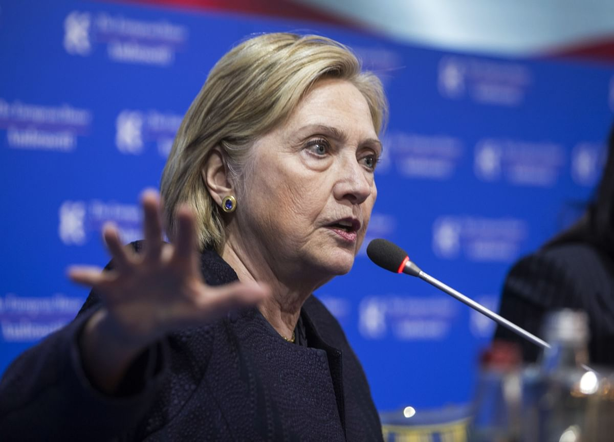 Hillary Clinton Says Covid-19 Stimulus 'Not Sufficient'