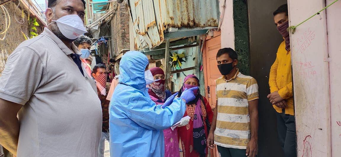 Dharavi's Covid-19 Count Reaches 60, Seven Dead