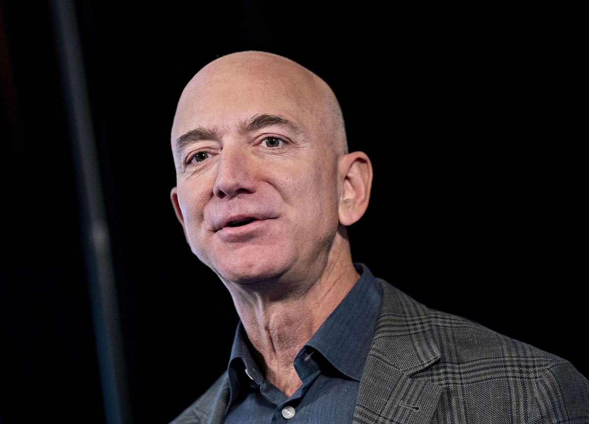 Amazon's Jeff Bezos Wants to Test All Employees for Covid-19