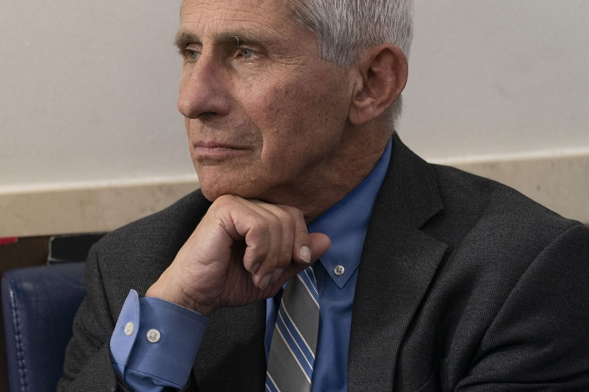 Fauci Slashes U.S. Death Projection, Raising Hope for Reopening
