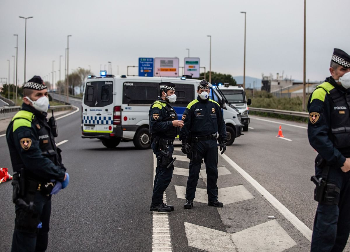 Europe Faces Longer Lockdown With Over Half of Global Deaths