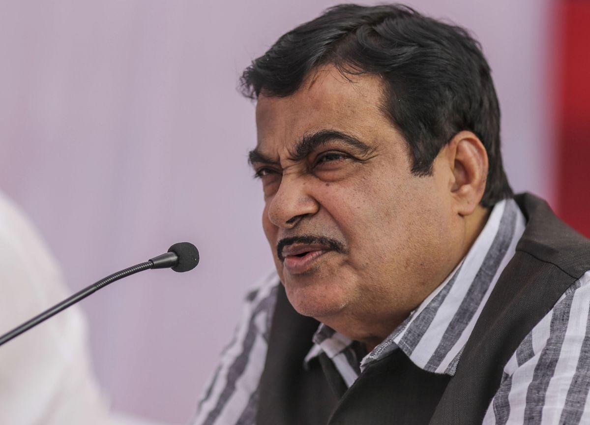 Nitin Gadkari Launches Work On Strategic Zojila Tunnel, Initiates First Ceremonial Blasting