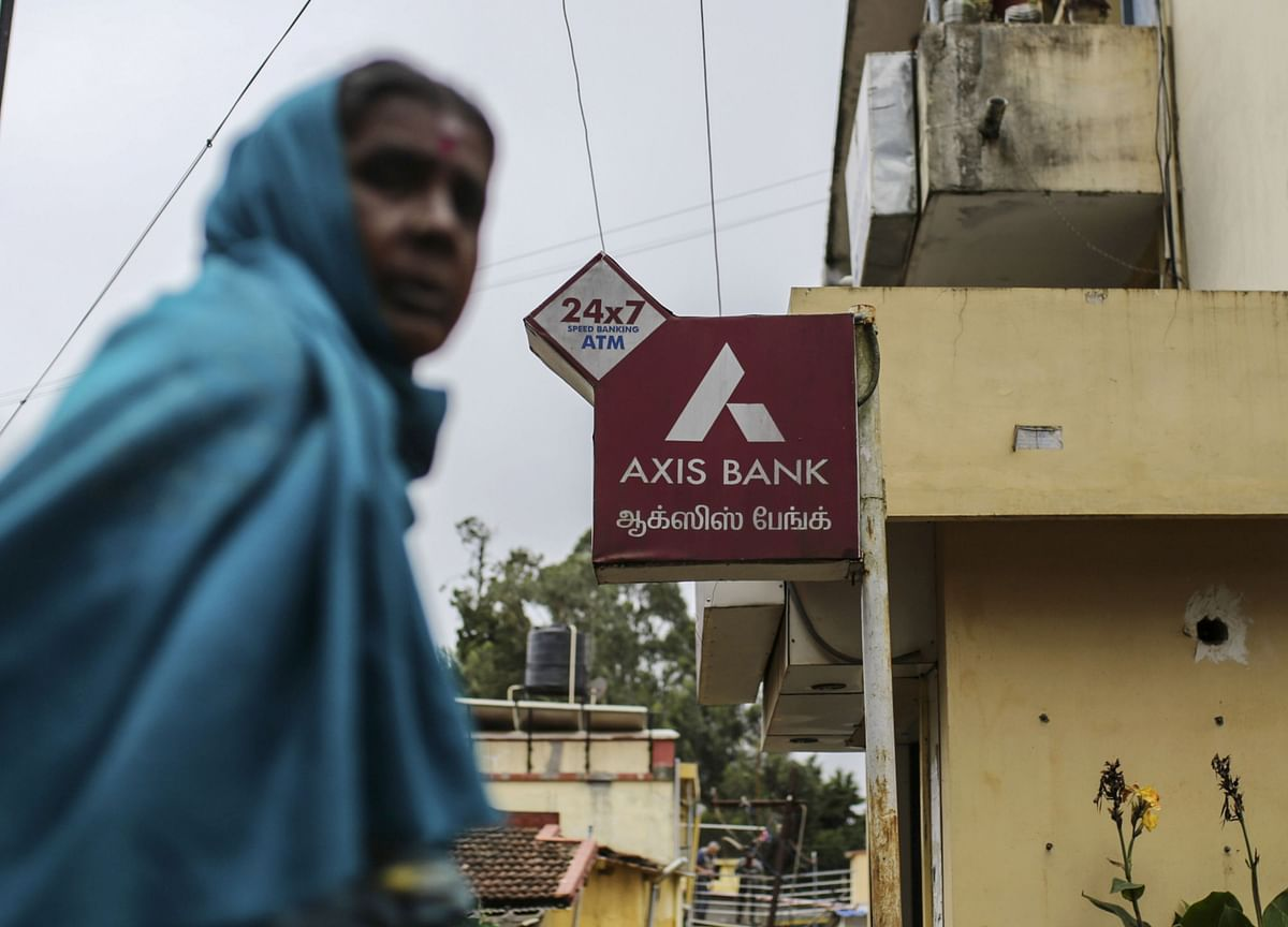 Axis Bank Reports Surprise Loss In Q4 As Provisions Treble