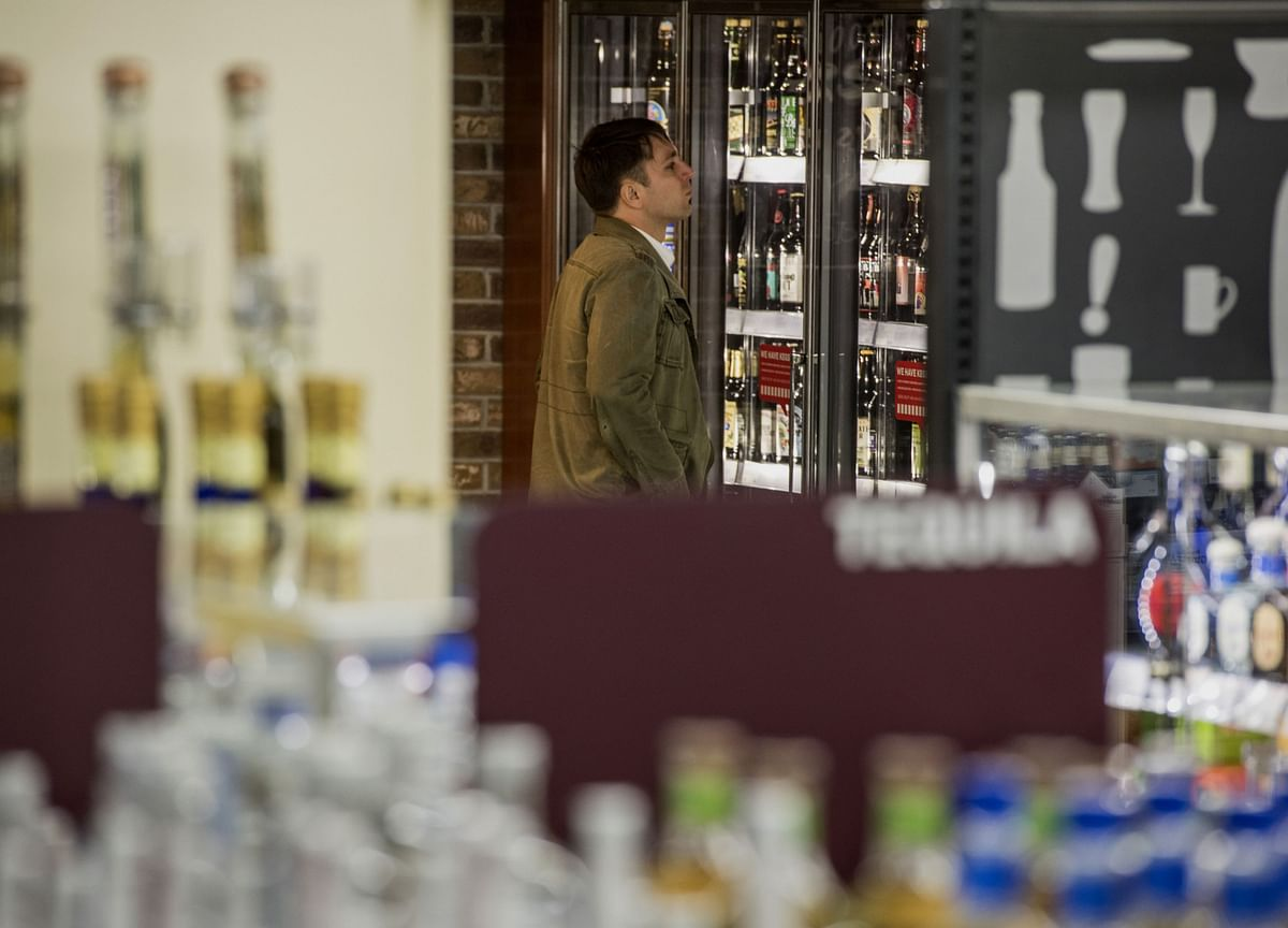 Americans Are Buying More Alcohol to Drink at Home