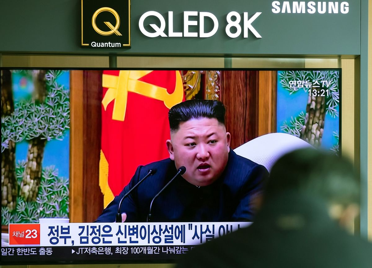 China Sends Team to North Korea to Advise on Kim, Reuters Says