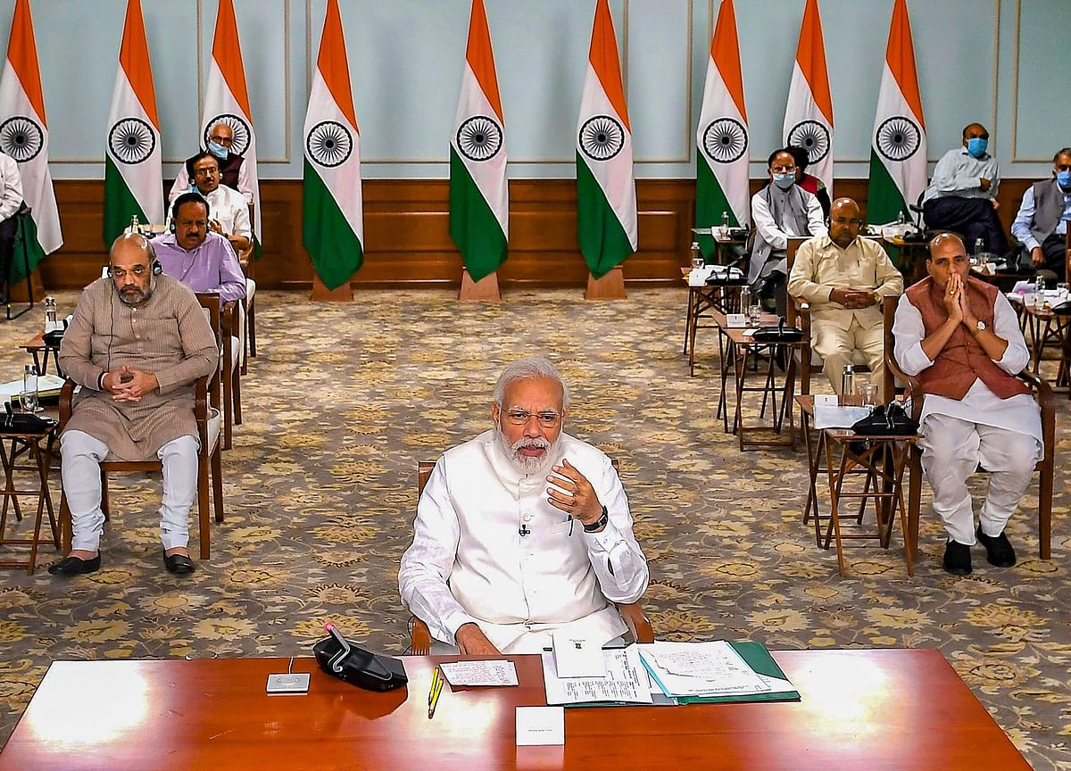 Coronavirus: Prime Minister Modi To Discuss Extending India Lockdown With Chief Ministers On Saturday