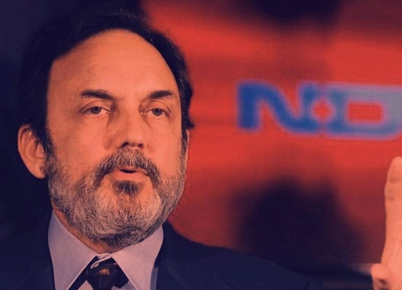 NDTV Promoters To Appeal Against SEBI Order
