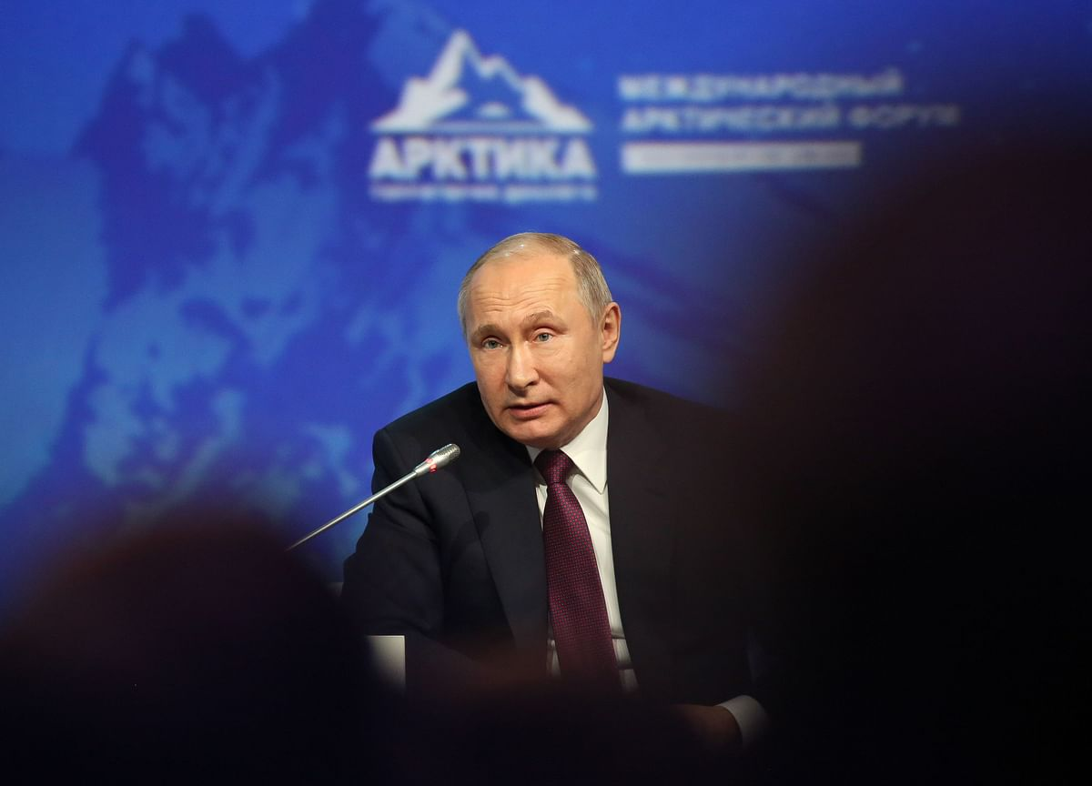 Putin's Oil Price Gambit Has Run Out of Road
