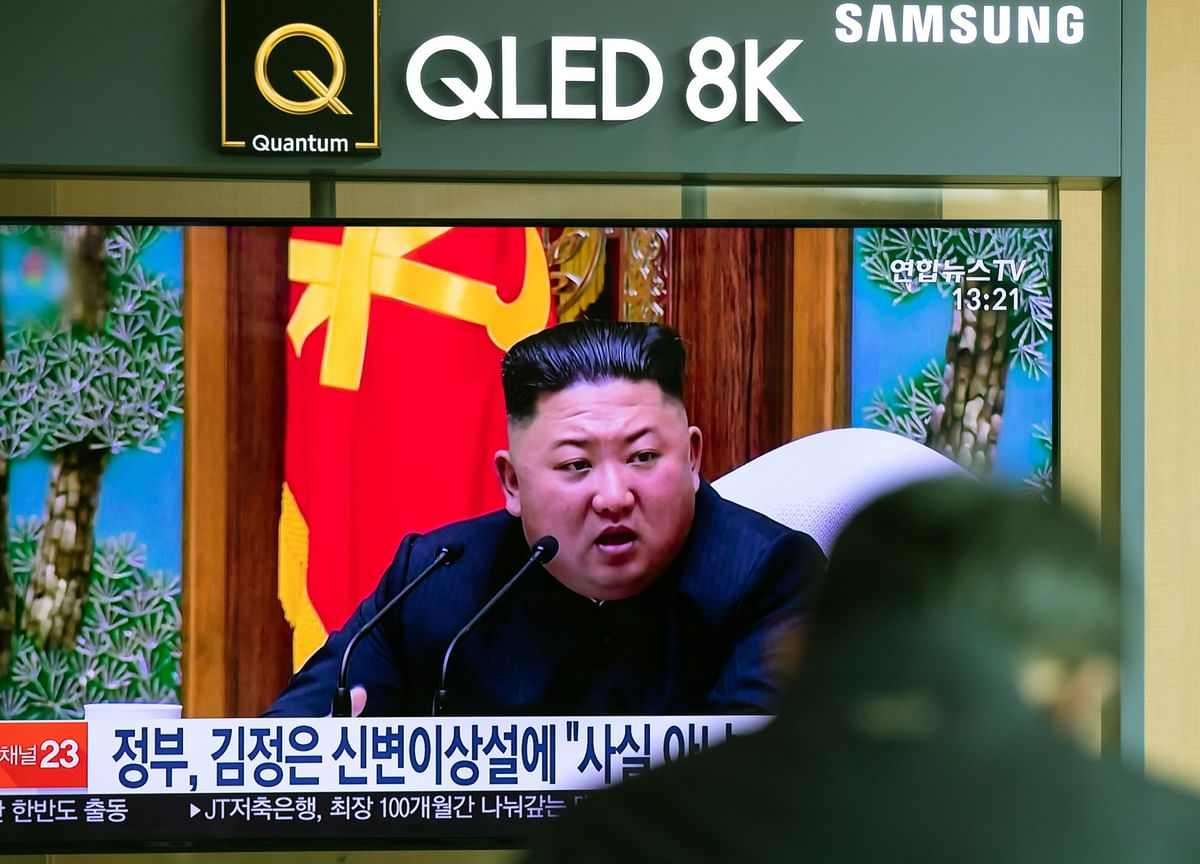 Kim Jong Un Mystery Grows With Reports of Train, Medical Team