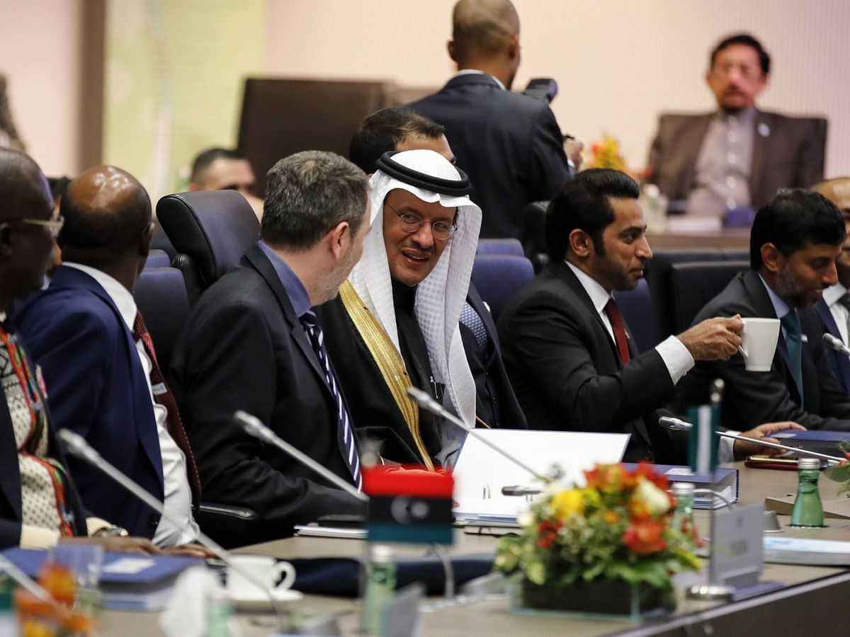Saudis Bet 'Drill, Baby, Drill' Over In Push For Pricier Oil